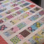 Cotton Candy Stripes Quilt Pattern- Coming to a Blog Near You!