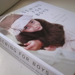 Sewing For Boys Book Giveaway!