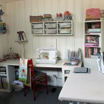 Musical Rooms Part 1: Sewing Studio