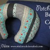 Patchwork Boppy Cover Tutorial 01