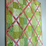 Garden Lattice Quilt Tutorial
