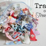 Teenie Tiny Scraps: Trash or Treasure?
