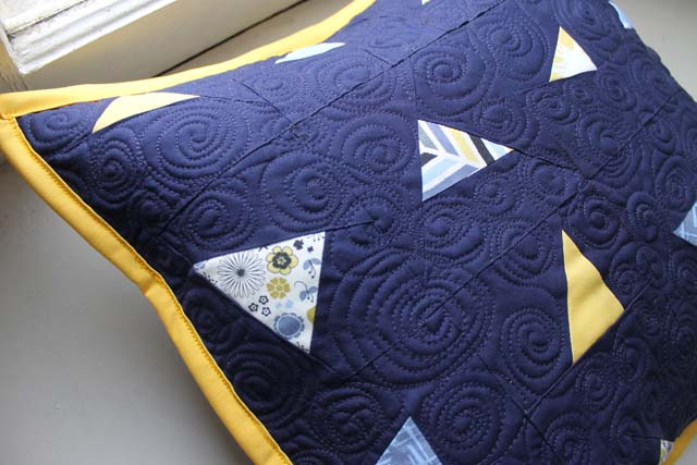 Night Sky Pillow 2