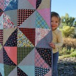 A Happy Quilt Finish!