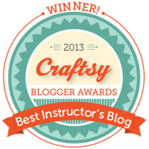 Craftsy Blogger Awards