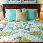 A New Quilt Workshop: Triple Barnstar