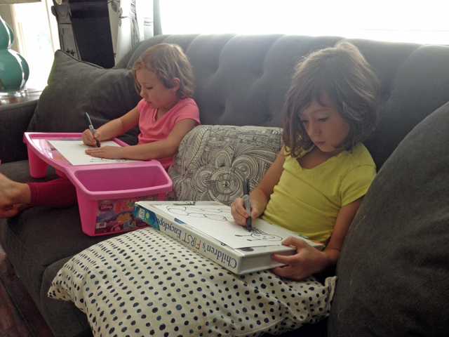 Homeschool Update 10