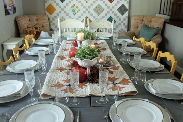 Holiday Tablescape 02