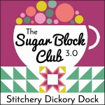 The Sugar Block Club is Back!