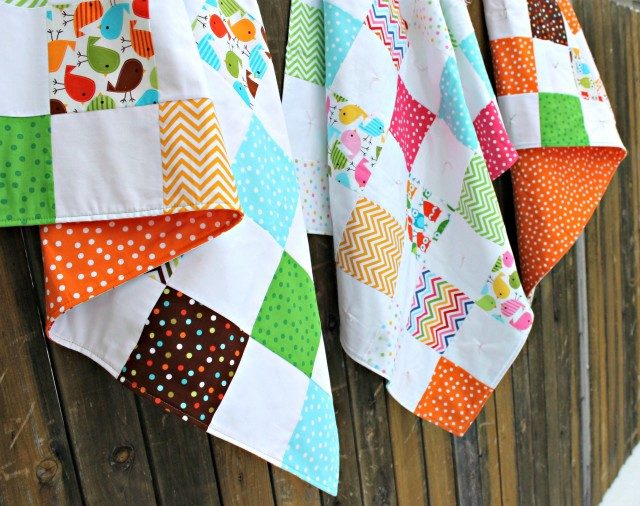 Your First Baby Quilt