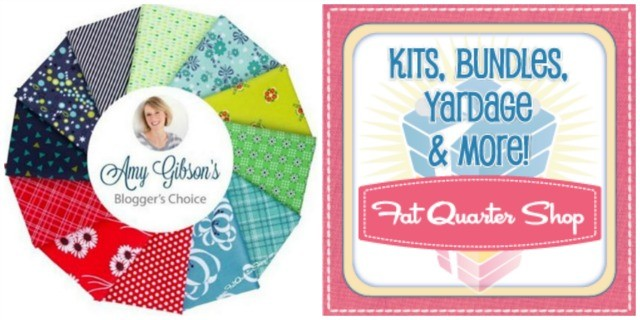 Fat Quarter Shop Giveaway
