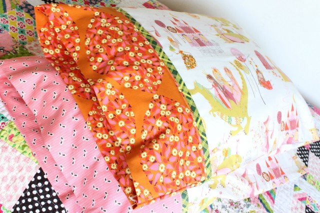 French Seam Pillowcases