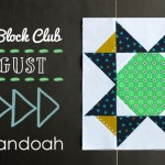 August in the Sugar Block Club