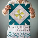 The Quilt Block Cookbook Blog Hop