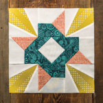 The Cookbook Quilt Along: Block #9